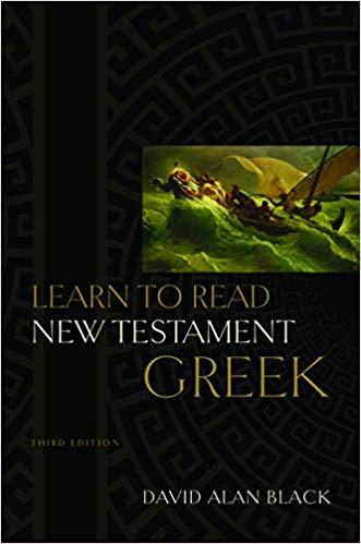 Learn New Testament Greek 3rd Edition - amazon.com