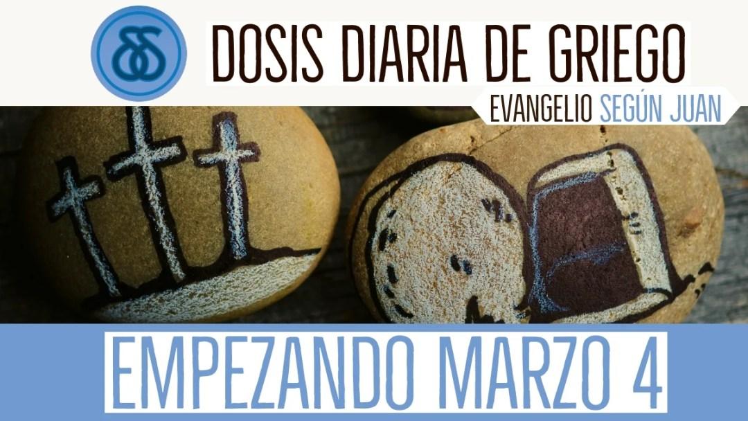 Juan Dosis Diaria De Griego