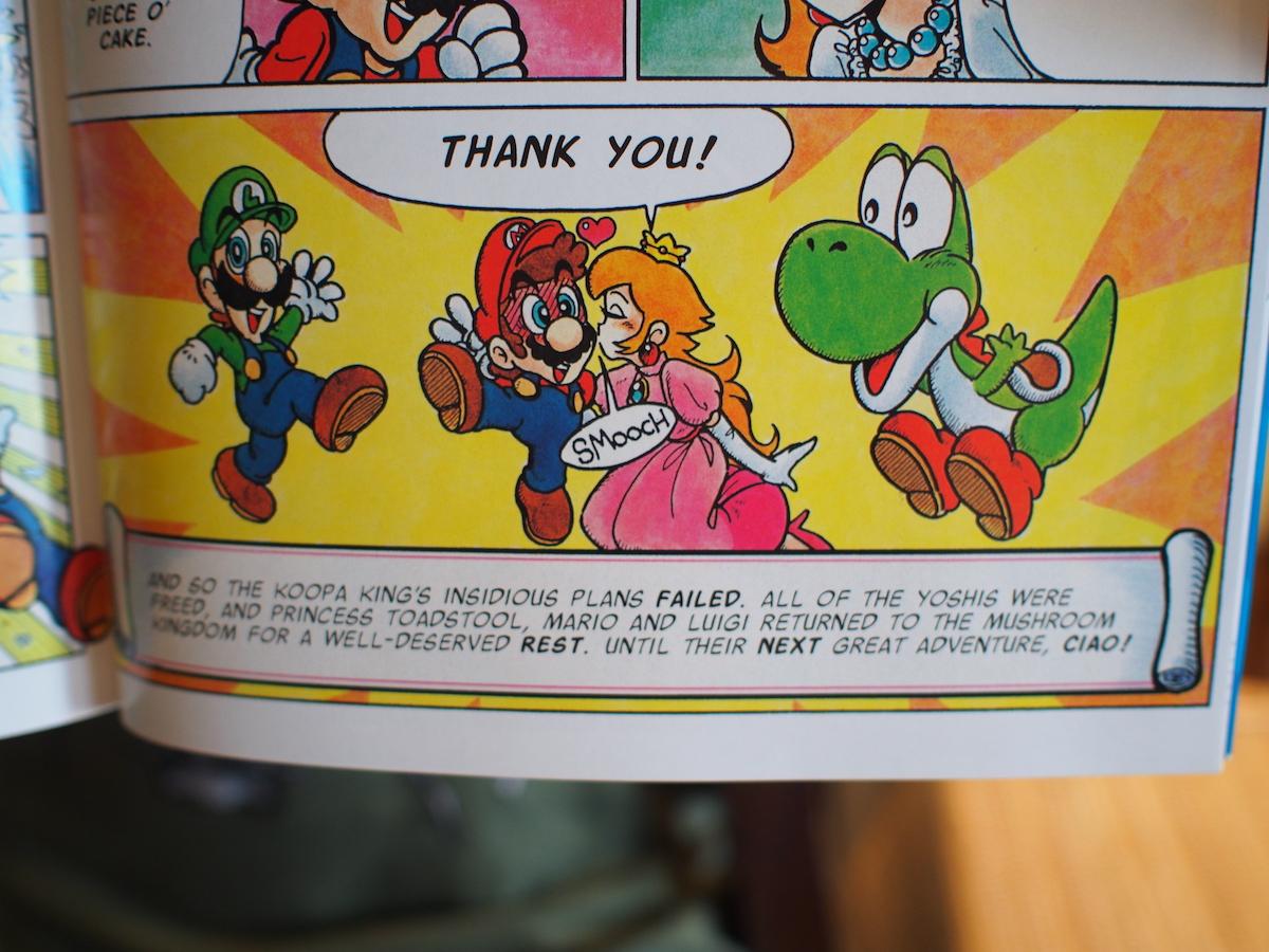 'Super Mario Adventures' Is A Nostalgic Trove Of Nintendo