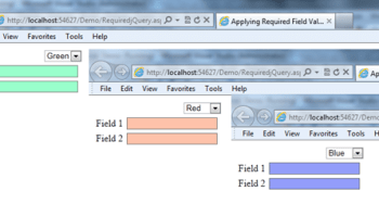 TextBox and Textarea Style Change on Focus using jQuery - Daily  NET