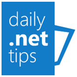 Daily .NET Tips