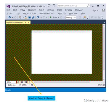 Changing the XAML Designer UI in Visual Studio