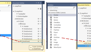 Changing the Toolbox Controls Layout in Visual Studio