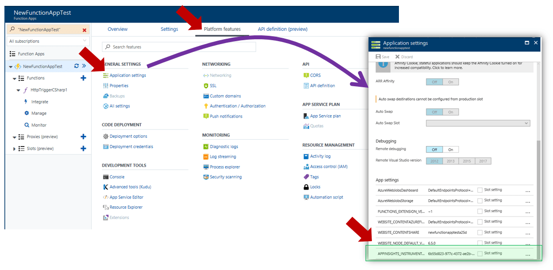 Real Time Telemetry for your Azure Function App using Application Insights