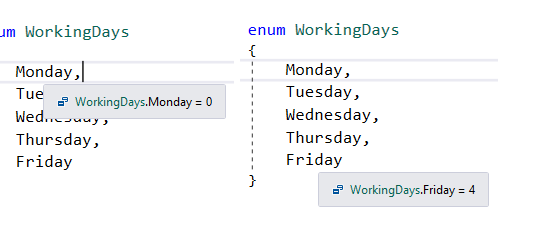 Back to Basics –  How to iterate though an enumeration (Enum) in C# ?