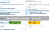 Expand Command in VS 2017