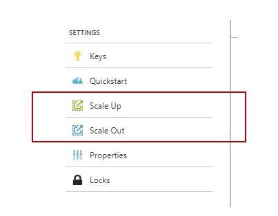 Azure SignalR Service - Scale Up Scale Out