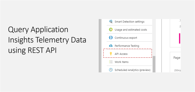 Query Application Insights Telemetry Data using REST API - Featured