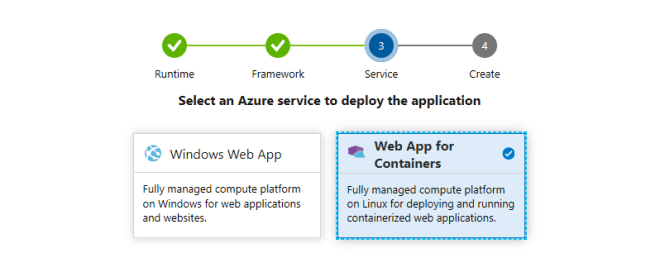 Quickly Setup DevOps Project for Containerized Web Application - Select Containerized