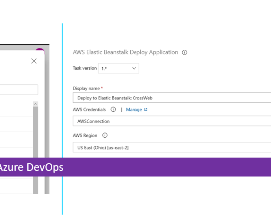 Connecting AWS with Azure DevOps