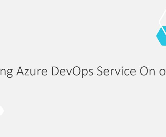 Video Tip – Turning Azure DevOps Service On or Off