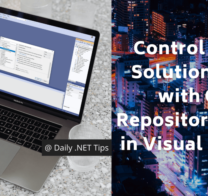 Control Auto Solution load with Git Repository Open in Visual Studio