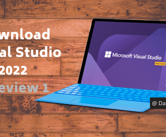 Download Visual Studio 2022 –  First Preview