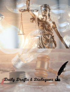 Dialogue: What Is Justice