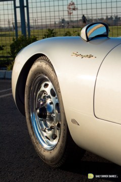 1955 550 porsche spyder - Porsche Spyder 550 2014