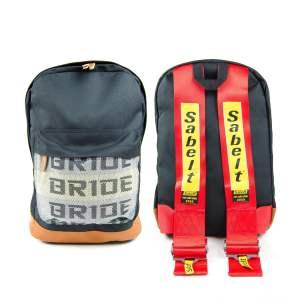 BRIDE / Sabelt Racing Harness Backpack
