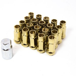 Open Ended Extended Lug Nuts