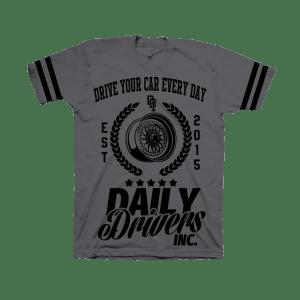 Offset Stripes T-Shirt