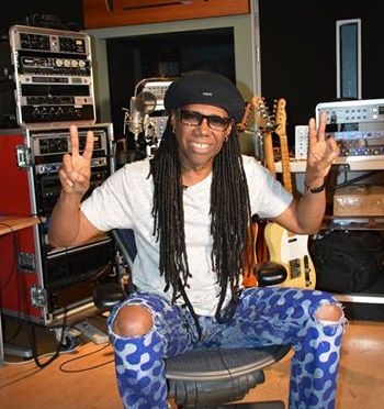 Guest Blog: The Notorious Mr. Nile Rodgers