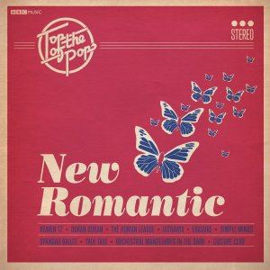 Top of the Pops: New Romantic cover