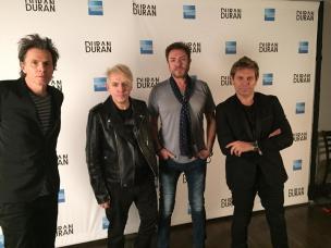 photo courtesy of Duran Duran/Twitter