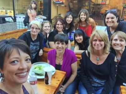 Berkeley Group Selfie