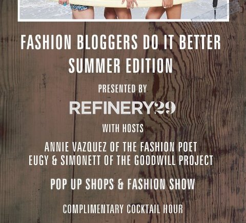 Fashion Bloggers Do It Better Summer Edition