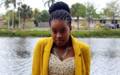 Sunday Best,, ootd, yellow blazer, h&m blazer, miami blogger, church clothes