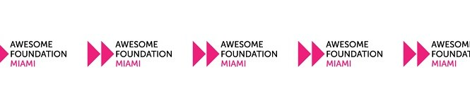 awesome miami, awesome miami logo, awesome foundation