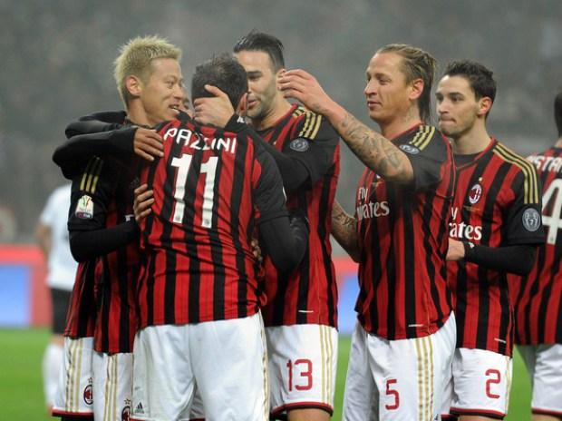 AC Milan är en av de världens rikaste fotbollsklubbar