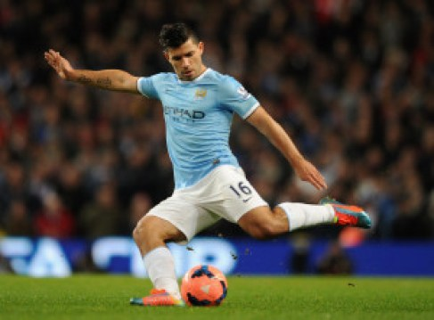 sergio aguero is one of the Top 10 Best Footballers In The World Right Now