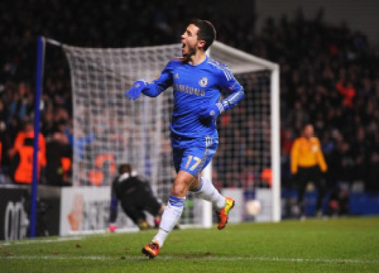 eden hazard is one of the Top 10 Best Footballers In The World Right Now