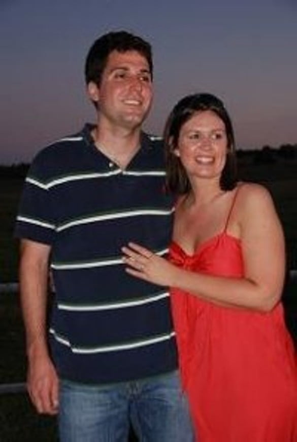 Mike Sanders Wedding Sarah And Huckabee