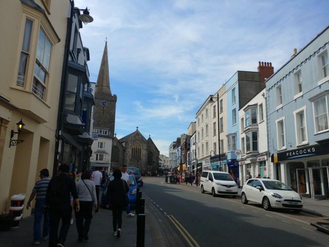 威爾斯海邊小鎮Tenby半天遊 – wanderlust