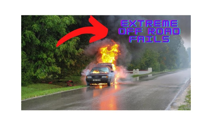 Extreme Off Road 4X4 – Epic Fails Compilations – Extreme Sports
