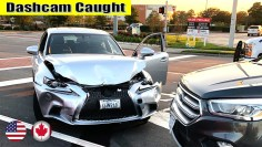 Ultimate North American Cars Driving Fails Compilation – 225 [Dash Cam Caught Video]