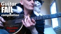 Guitar FAIL compilation December 2020   RockStar FAIL