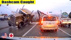 Ultimate North American Cars Driving Fails Compilation – 252 [Dash Cam Caught Video]