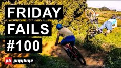 Friday Fails #100 – The Ultimate Compilation of the Best MTB Crashes