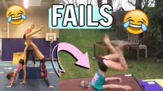 Best Funniest Gymnastics Fails Compilation 3 😱😂 | My Instagram Fans Fail!! | Bethany G