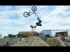Bad luck bikers failing in funny ways – Awesome funny bike fail compilation