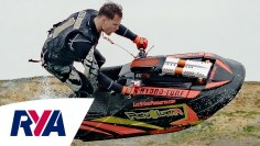 Extreme Sport – Five Time World Champion Lee Stone – Professional Jetski Freestyler