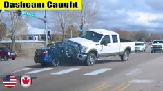 Ultimate North American Cars Driving Fails Compilation – 300 [Dash Cam Caught Video]