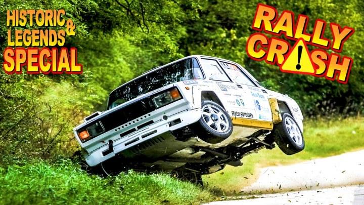 💥HISTORIC CARS SPECIAL VOL 2💥RALLY CRASH & FAIL compilation by Chopito Rally Crash
