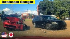 Ultimate North American Cars Driving Fails Compilation – 327 [Dash Cam Caught Video]