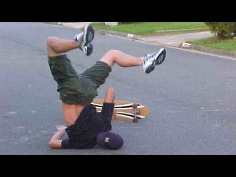Don't do STUNTS if you know you will FAIL – Funniest FAIL COLLECTION!