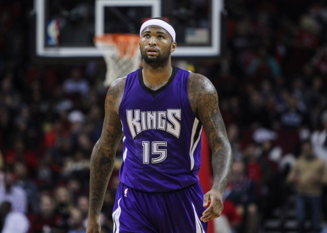 USP NBA: SACRAMENTO KINGS AT HOUSTON ROCKETS S BKN USA TX
