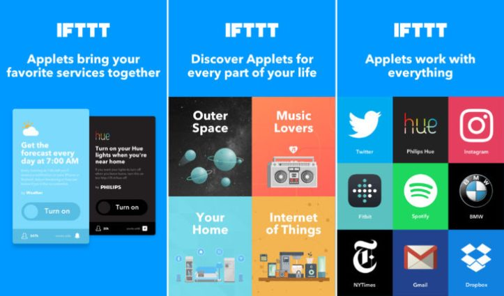 IFTTT is addictive, but will it help new-age banks? - Daily