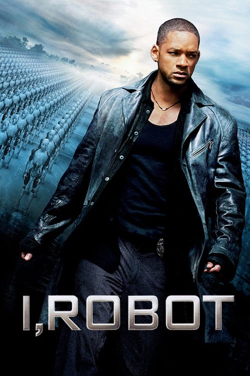 "movie ""I, Robot"""