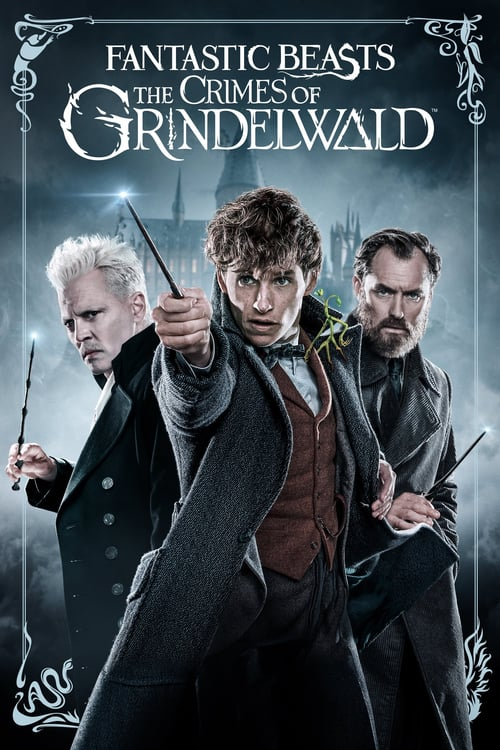 "movie ""Fantastic Beasts: The Crimes of Grindelwald"""